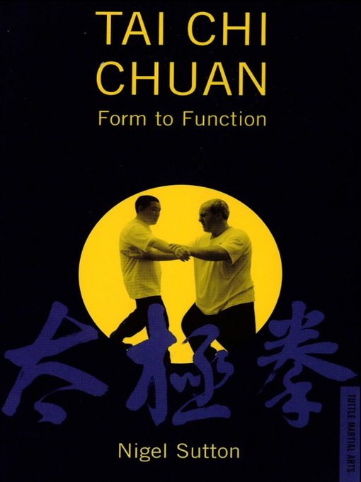 Cover of Tai Chi Chuan Form to Fuction
