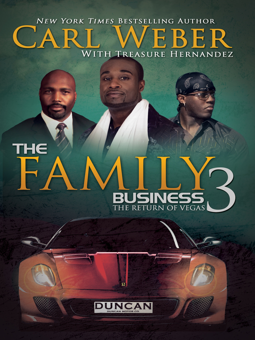 Title details for The Family Business 3 by Carl Weber - Available