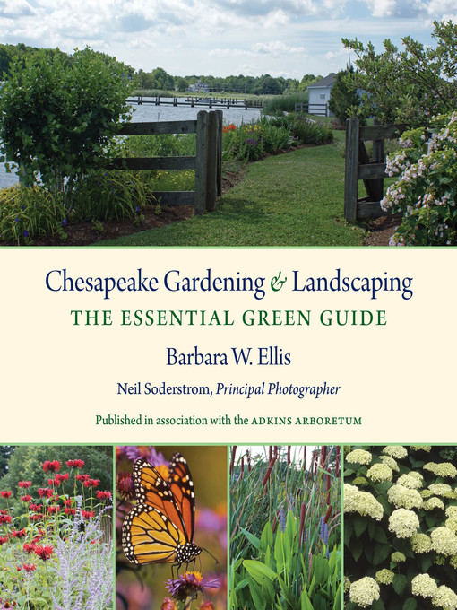 Title details for Chesapeake Gardening and Landscaping by Barbara W. Ellis - Available