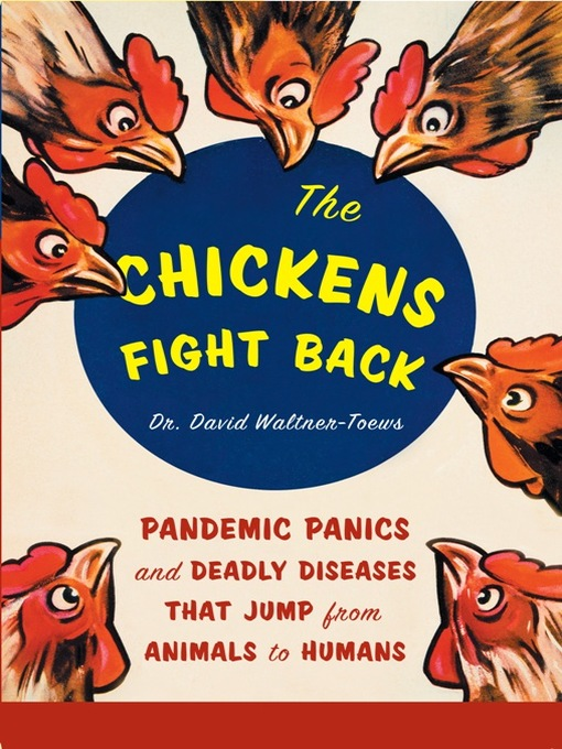 Cover of The Chickens Fight Back