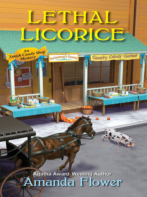 Title details for Lethal Licorice by Amanda Flower - Available