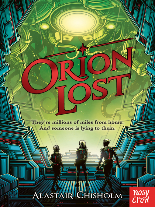 Title details for Orion Lost by Alastair Chisholm - Wait list