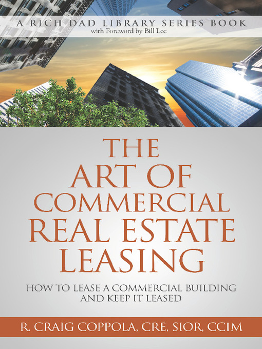 Title details for The Art of Commercial Real Estate Leasing by R. Craig Coppola - Available