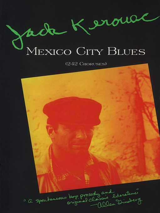 Title details for Mexico City Blues by Jack Kerouac - Available