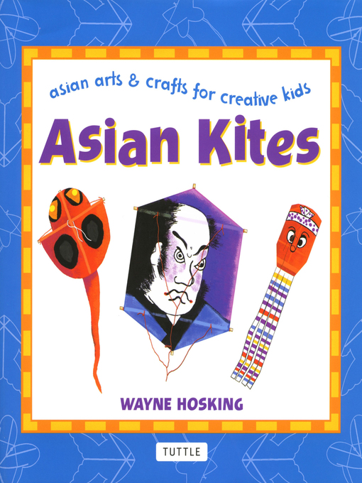 Cover of Asian Kites