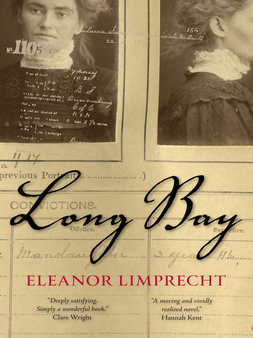 Title details for Long Bay by Eleanor Limprecht - Available