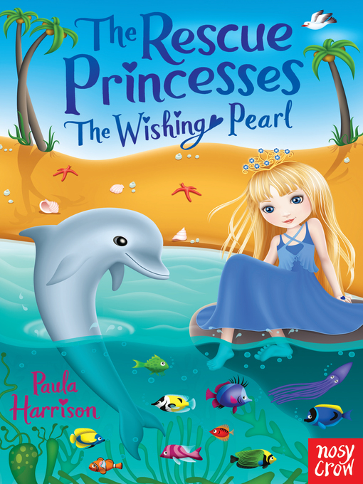 Title details for Wishing Pearl by Paula Harrison - Available
