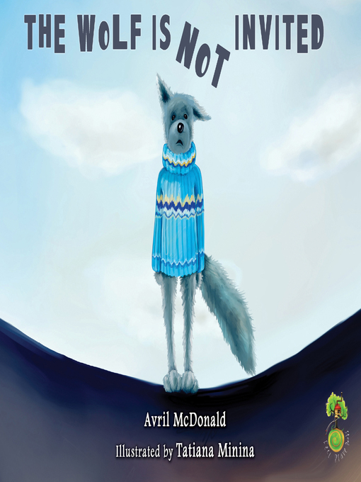 Cover image for book: The Wolf is not Invited