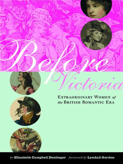Title details for Before Victoria by Elizabeth Denlinger - Available