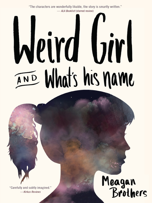 Cover of Weird Girl and What's His Name
