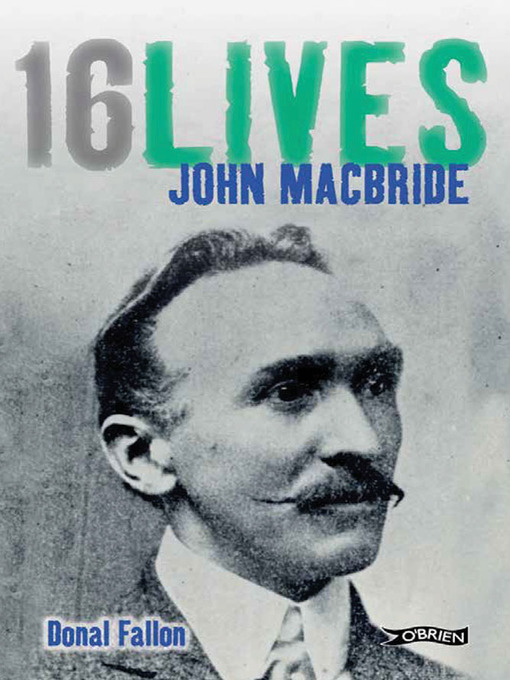 Title details for John MacBride by Donal Fallon - Available