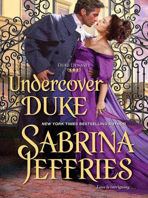 Title details for Undercover Duke by Sabrina Jeffries - Available