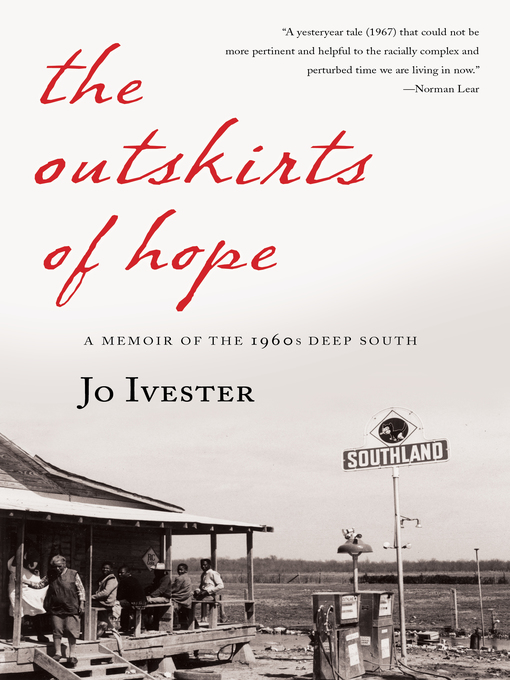 Title details for The Outskirts of Hope by Jo Ivester - Available