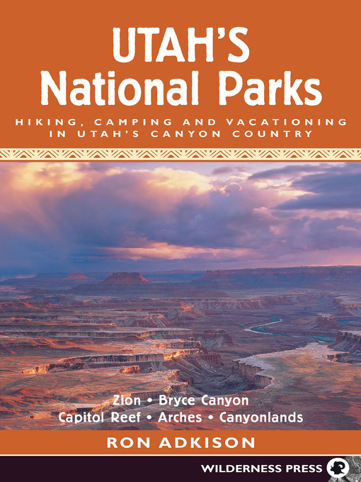 Title details for Utah's National Parks by Ron Adkison - Available