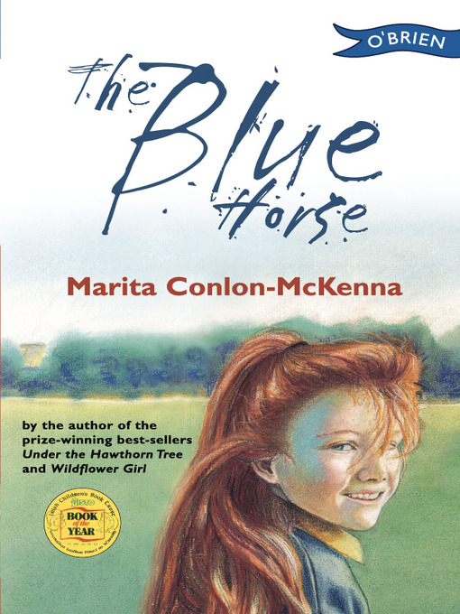 Cover of The Blue Horse