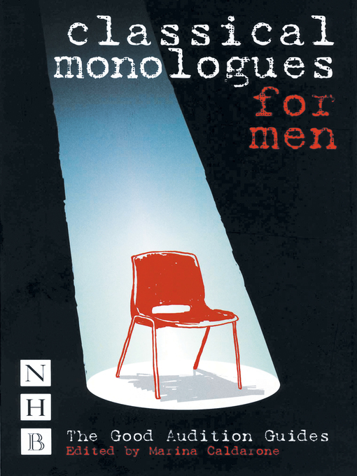 Title details for Classical Monologues for Men by Marina Calderone - Available