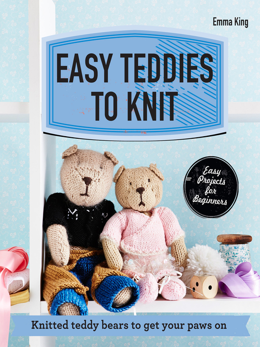 תמונה של  Easy Teddies to Knit