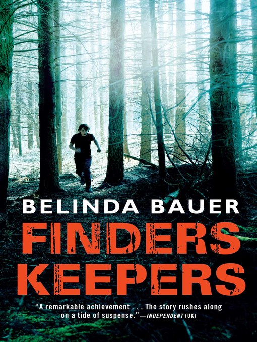 Title details for Finders Keepers by Belinda Bauer - Wait list