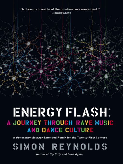 Title details for Energy Flash by Simon Reynolds - Wait list