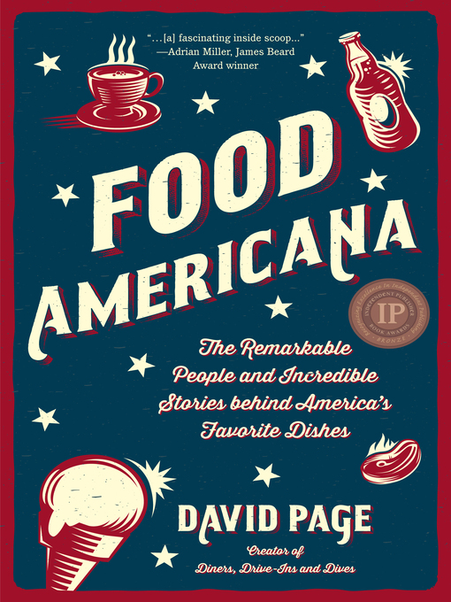 Title details for Food Americana by David Page - Available