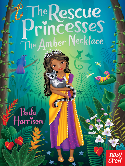 Title details for The Amber Necklace by Paula Harrison - Wait list