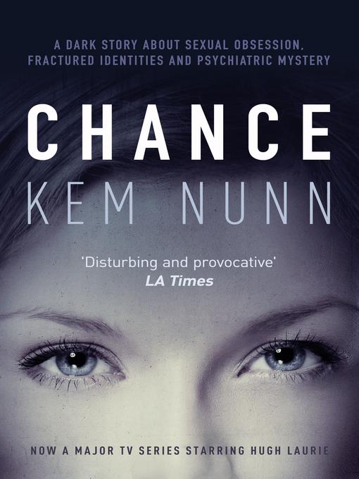 Title details for Chance by Kem Nunn - Wait list