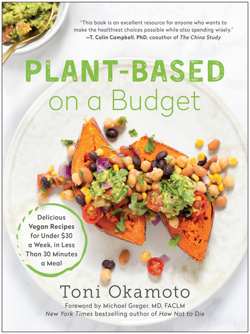 Title details for Plant-Based on a Budget by Toni Okamoto - Wait list