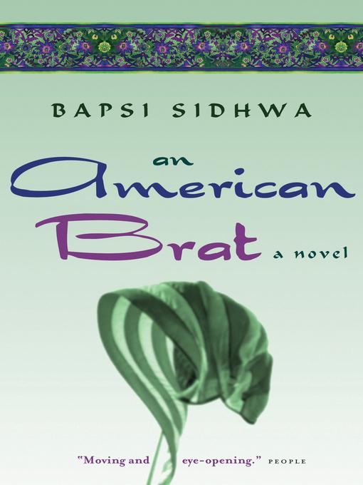an american brat by bapsi sidhwa