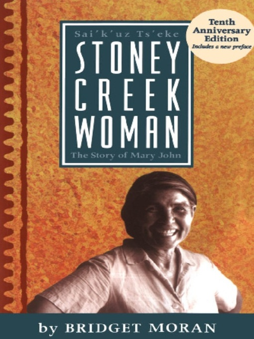 Title details for Stoney Creek Woman by Bridget Moran - Available