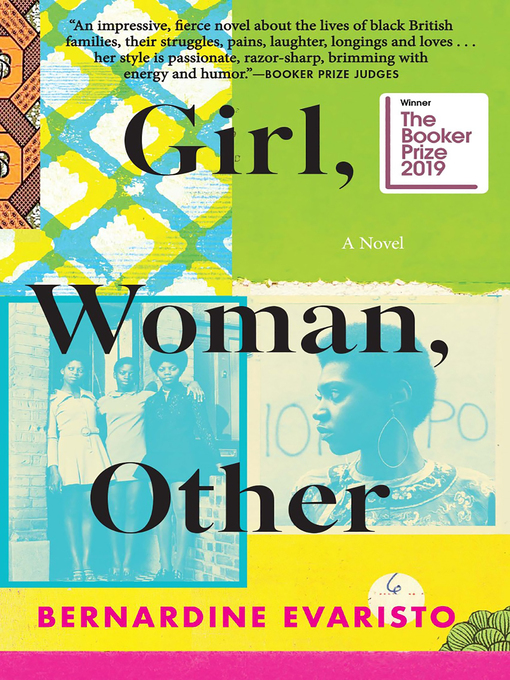 Cover of Girl, Woman, Other