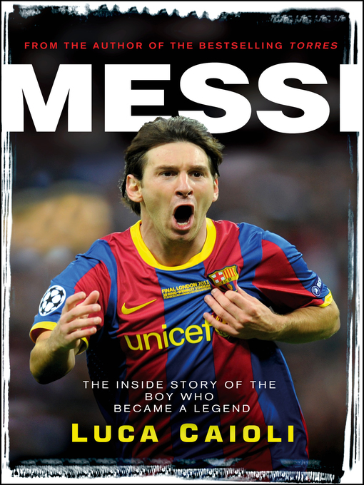 Cover of Messi – 2013 Edition