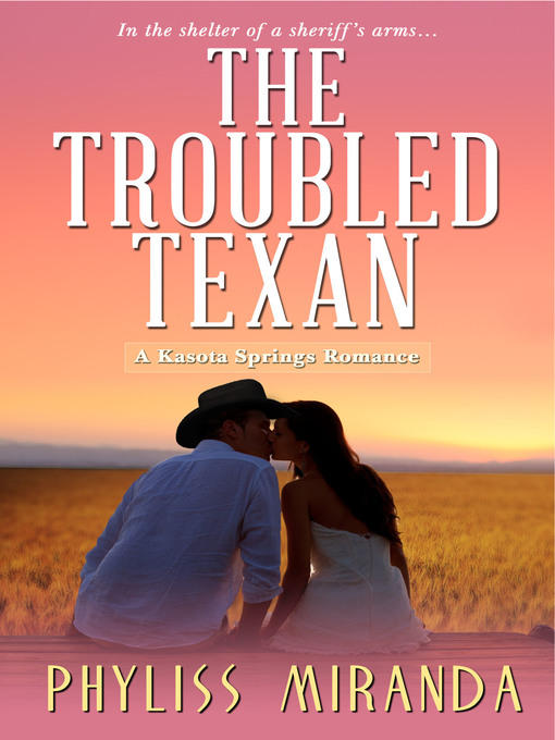 Cover of The Troubled Texan