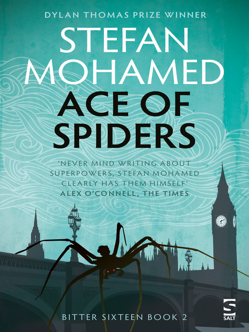 Title details for Ace of Spiders by Stefan Mohamed - Wait list