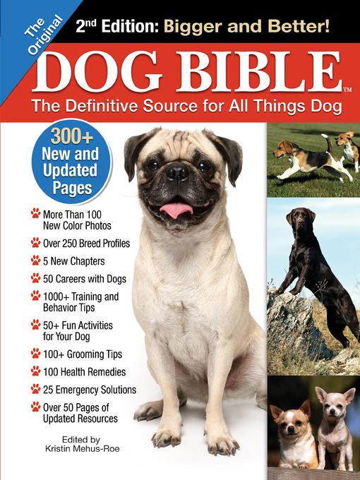 Title details for Original Dog Bible by Kristin Mehus-Roe - Wait list