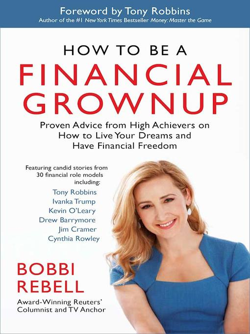 Cover of How to Be a Financial Grownup