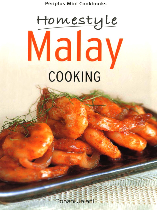 Kids Mini Homestyle Malay Cooking National Library Board