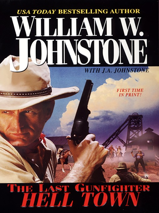 Title details for Hell Town by William W. Johnstone - Available