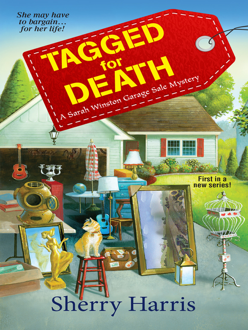 Title details for Tagged for Death by Sherry Harris - Wait list