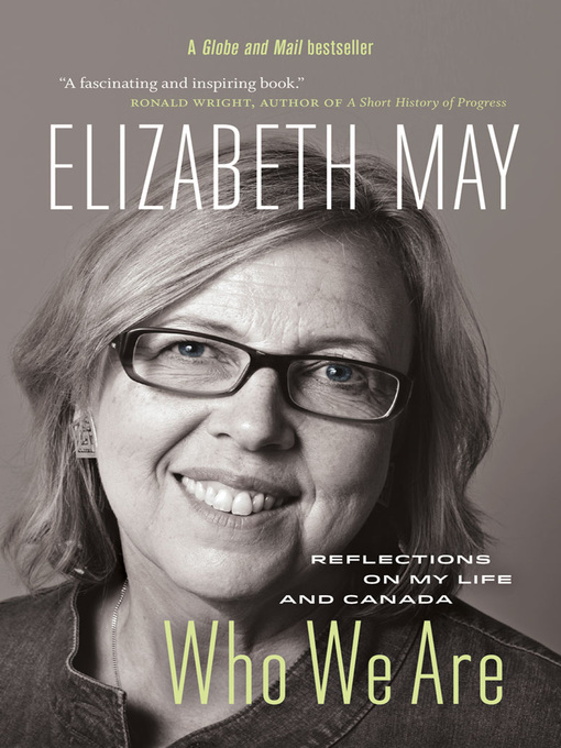 Title details for Who We Are by Elizabeth May - Available