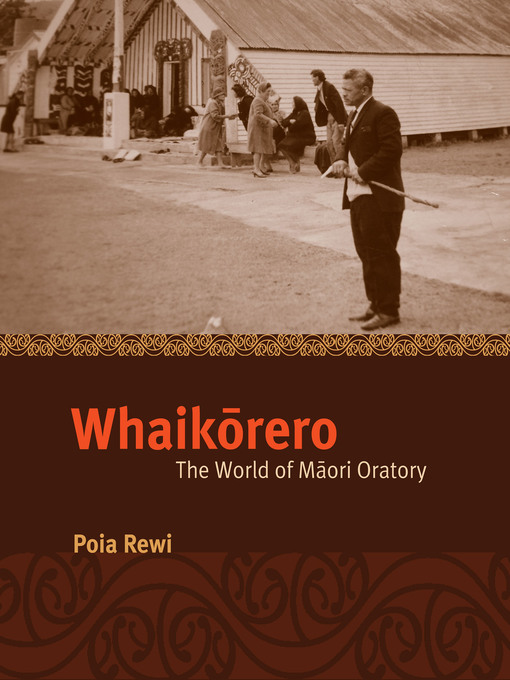 Title details for Whaikorero by Poia Rewi - Available