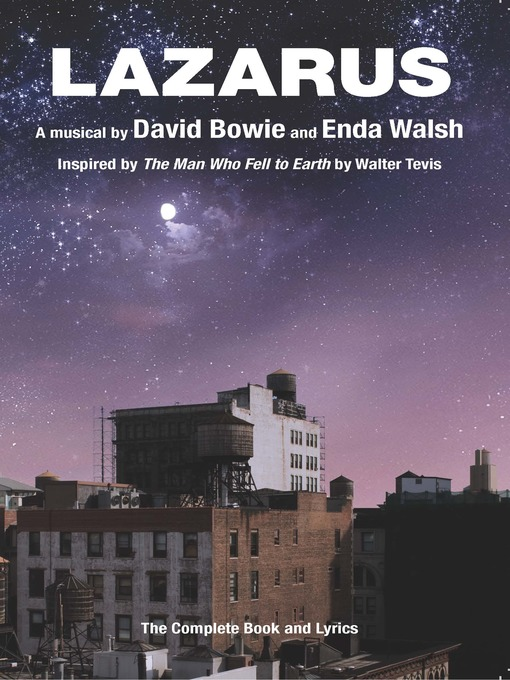 Title details for Lazarus by David Bowie - Available
