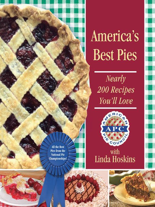 Title details for America's Best Pies by American Pie Council - Available