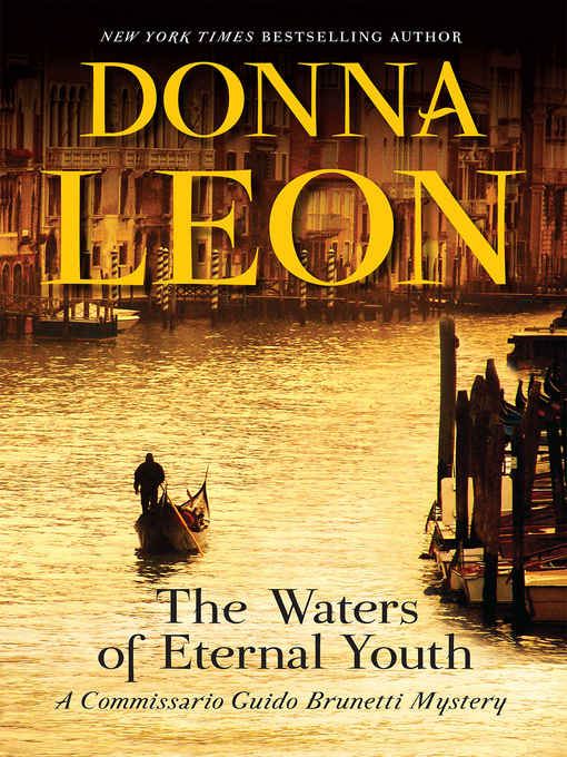 Cover of The Waters of Eternal Youth