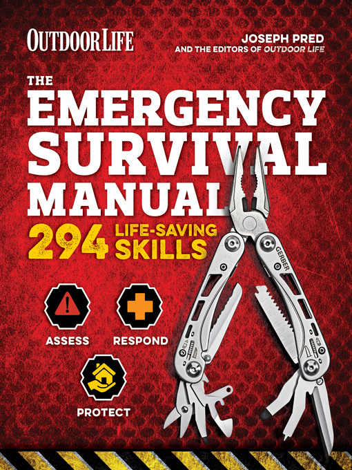Title details for The Emergency Survival Manual by Joseph Pred - Available