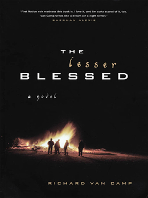 Cover of The Lesser Blessed