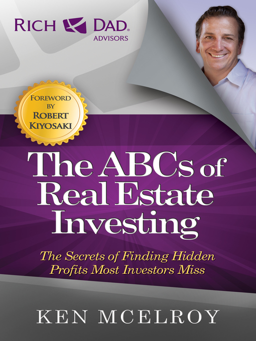 Title details for The ABCs of Real Estate Investing by Ken McElroy - Available