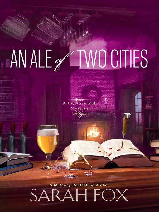 Title details for An Ale of Two Cities by Sarah Fox - Available