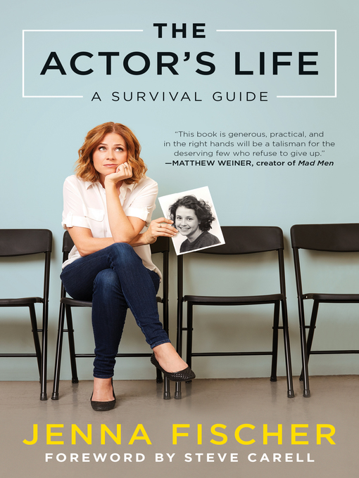Title details for The Actor's Life by Jenna Fischer - Wait list