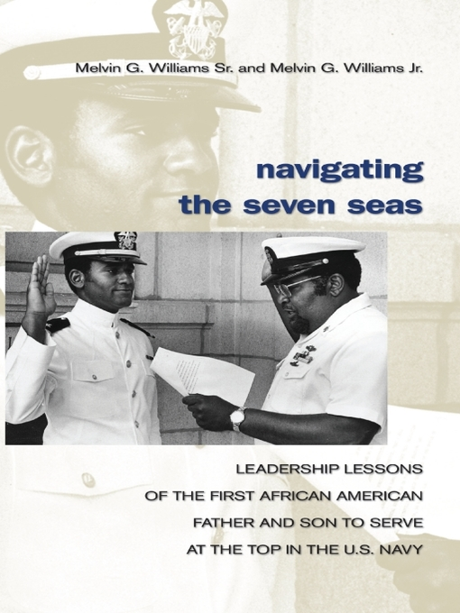 Cover of Navigating the Seven Seas