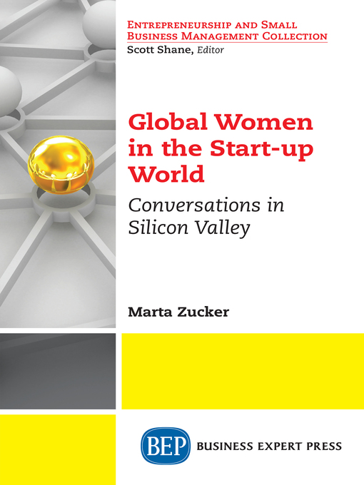 Cover of Global Women in the Start-up World
